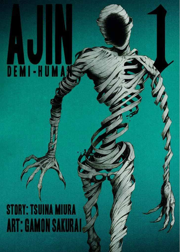 Ajin Chapter 24 Page 1