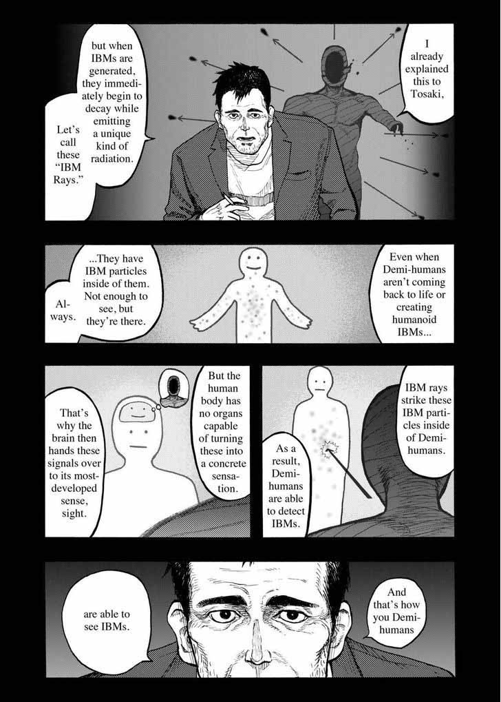 Ajin Chapter 34 Page 1