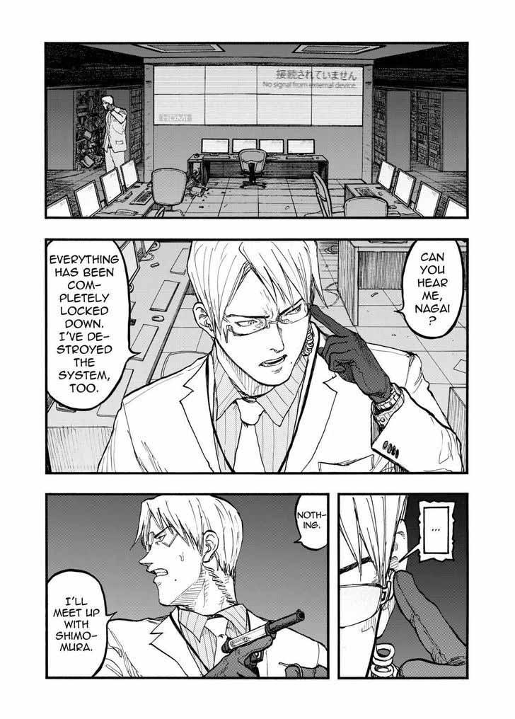 Ajin Chapter 41 Page 1