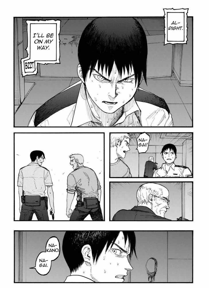 Ajin Chapter 42 Page 1