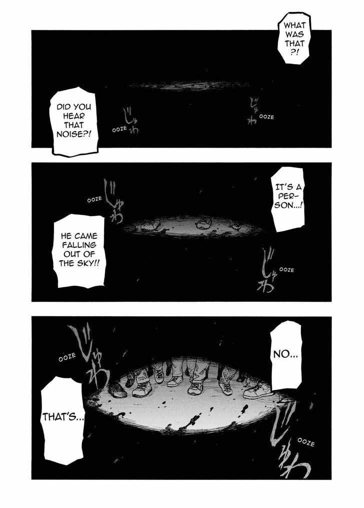 Ajin Chapter 43 Page 1