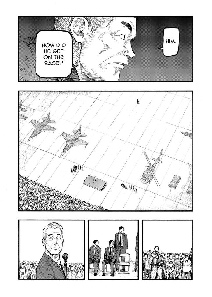 Ajin Chapter 52 Page 1