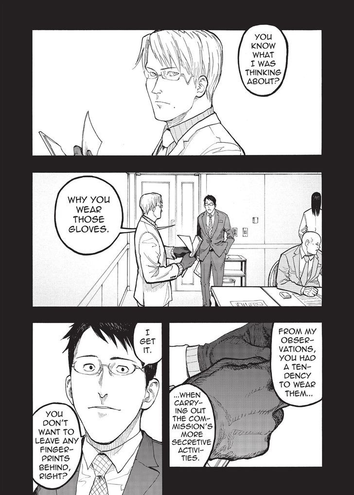 Ajin Chapter 53 Page 1