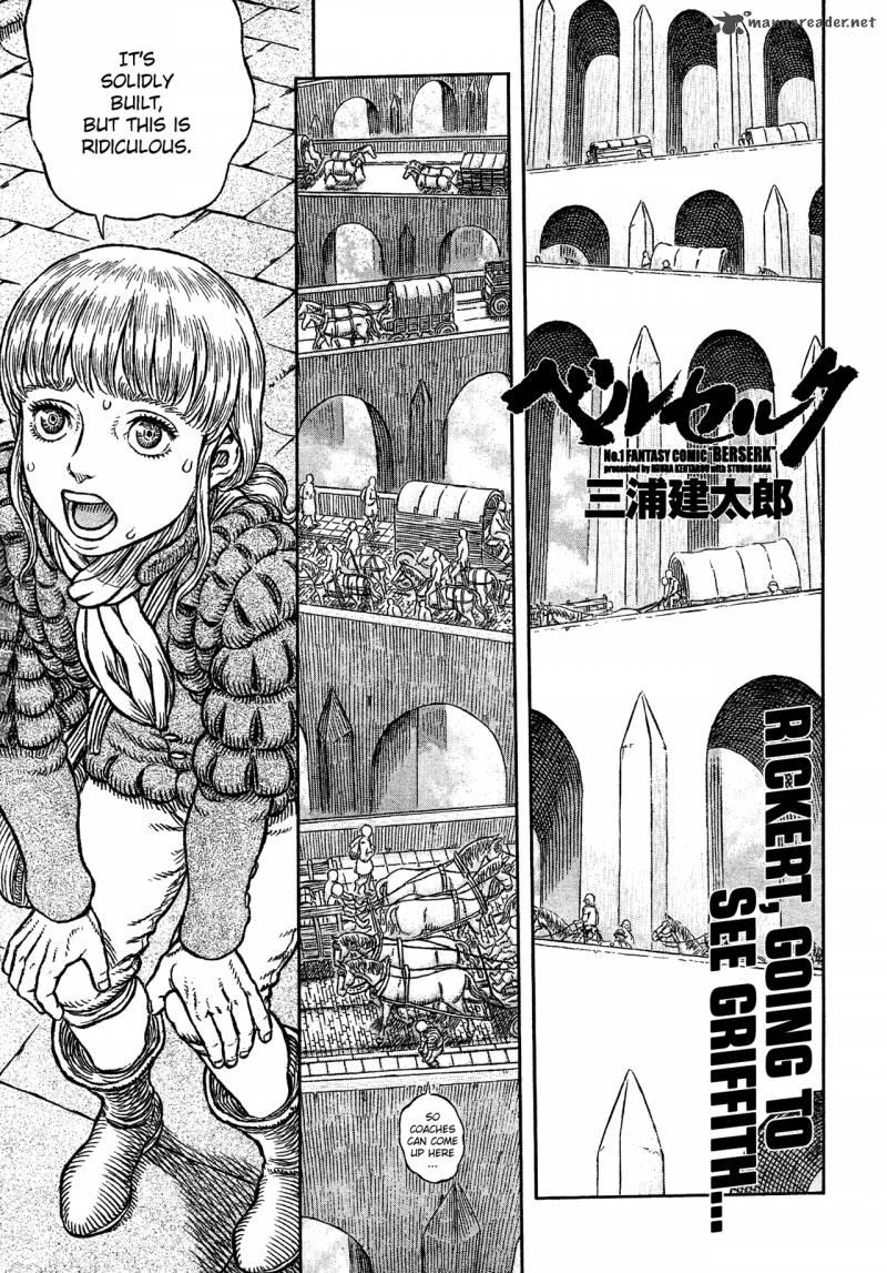 Berserk Chapter 335 Page 1
