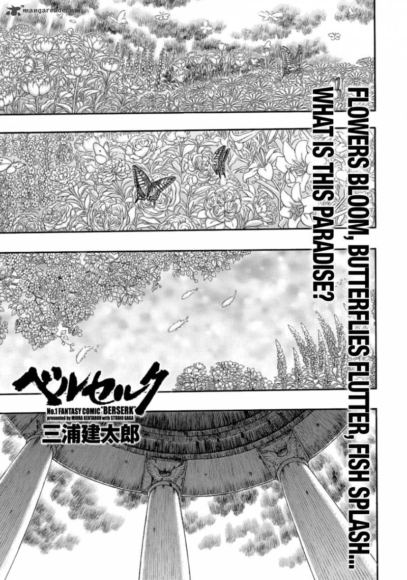 Berserk Chapter 337 Page 1