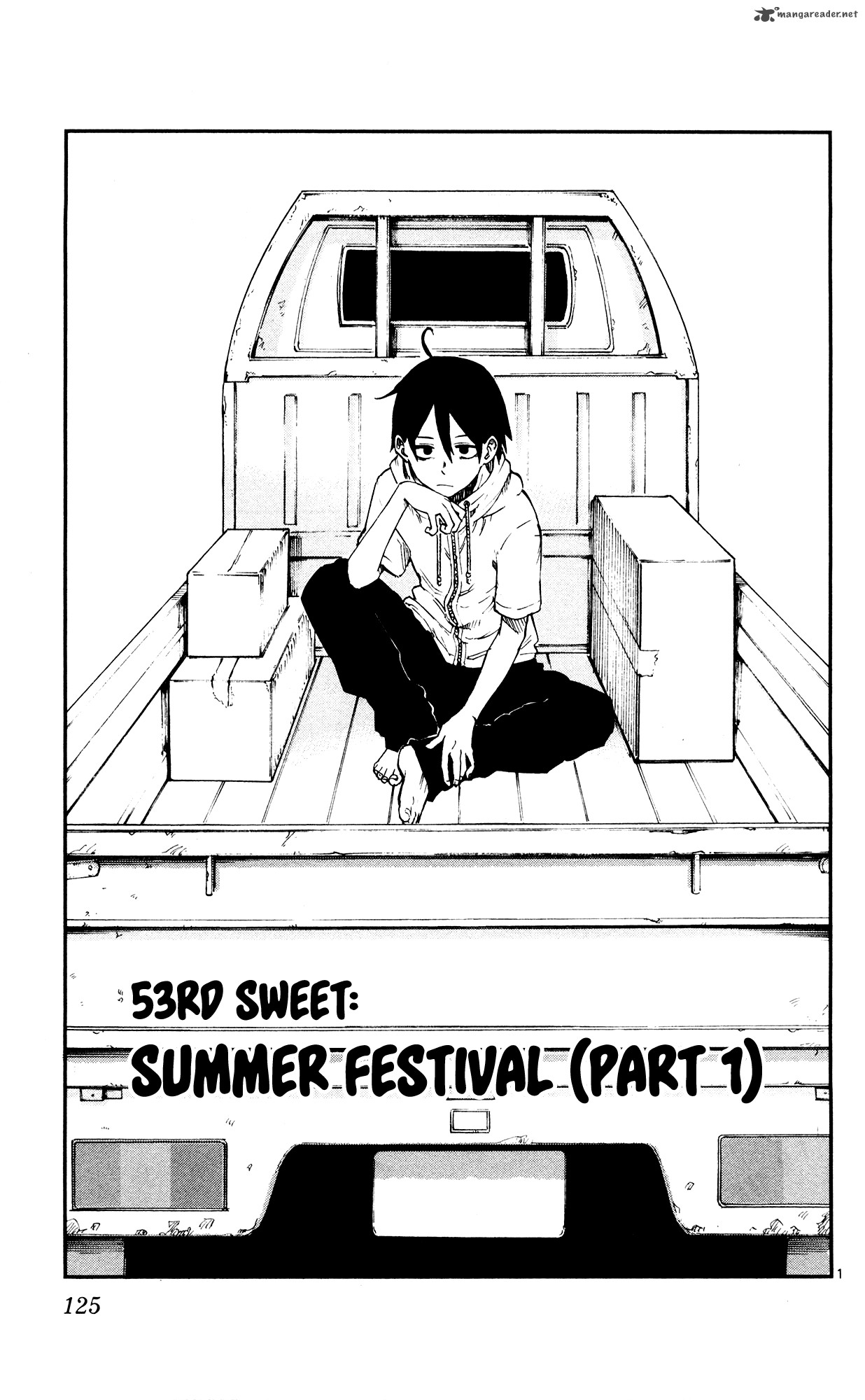 Dagashi Kashi Chapter 53 Page 1
