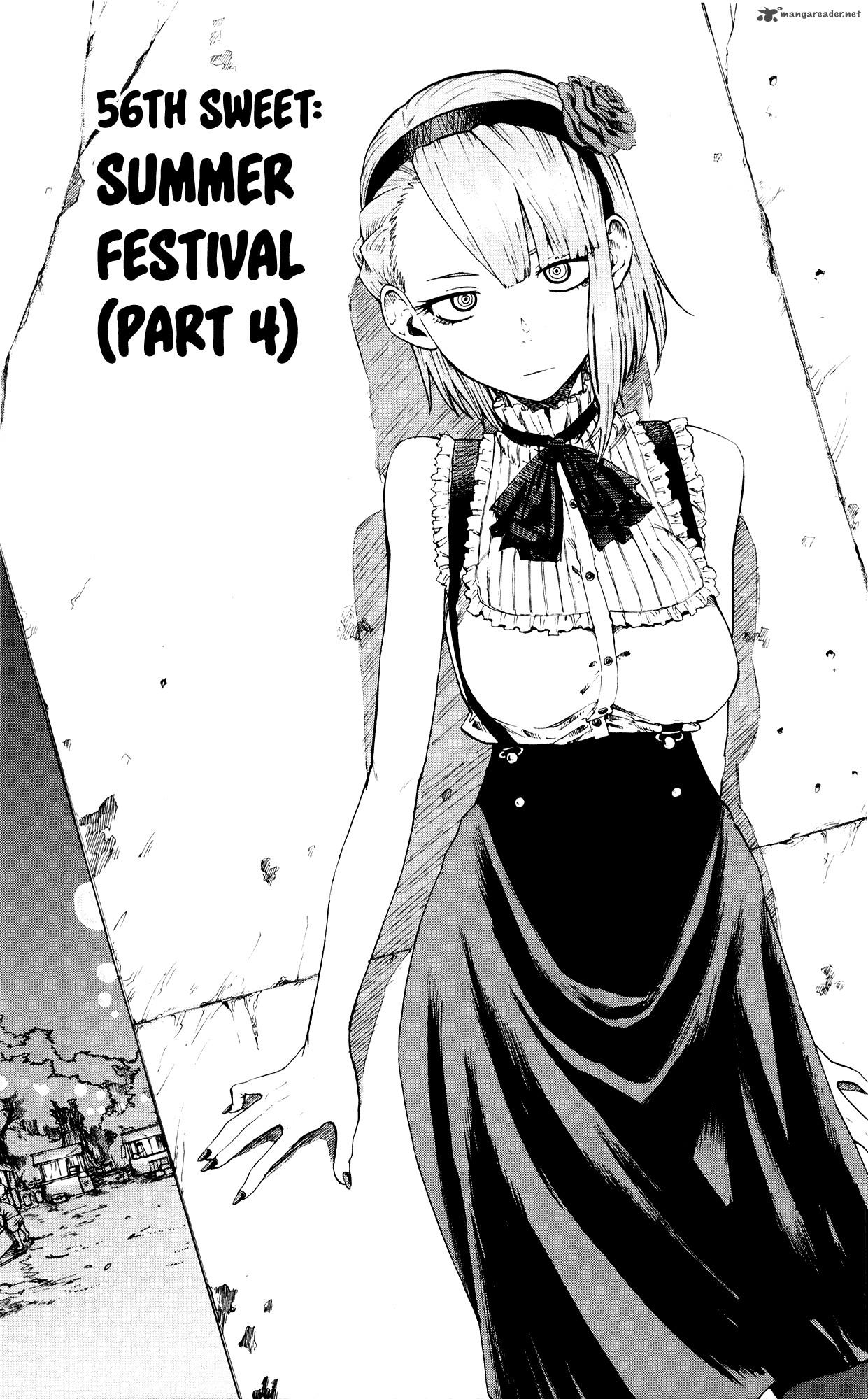 Dagashi Kashi Chapter 56 Page 1