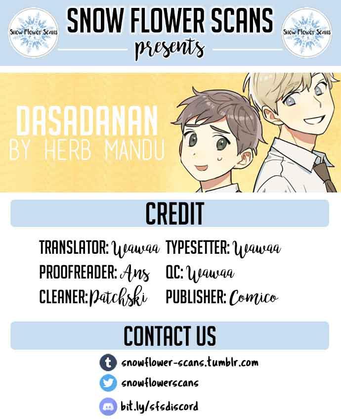 Dasadanan Chapter 20 Page 1