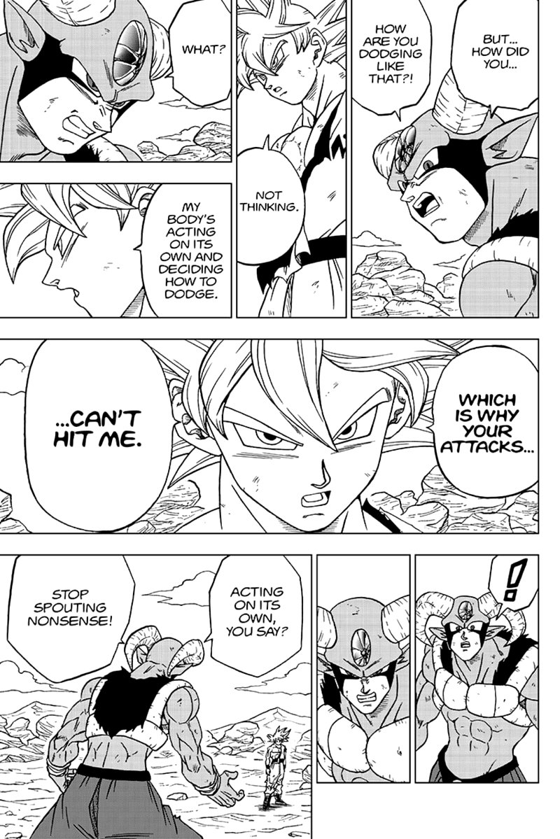 Dragon Ball Super 64 23
