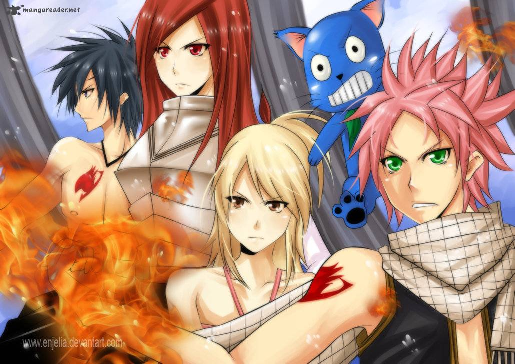 Fairy Tail Chapter 346 Page 1