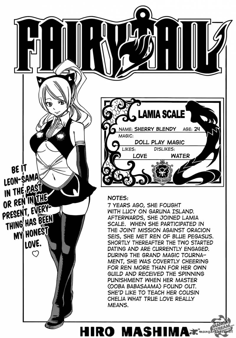 Fairy Tail Chapter 357 Page 1