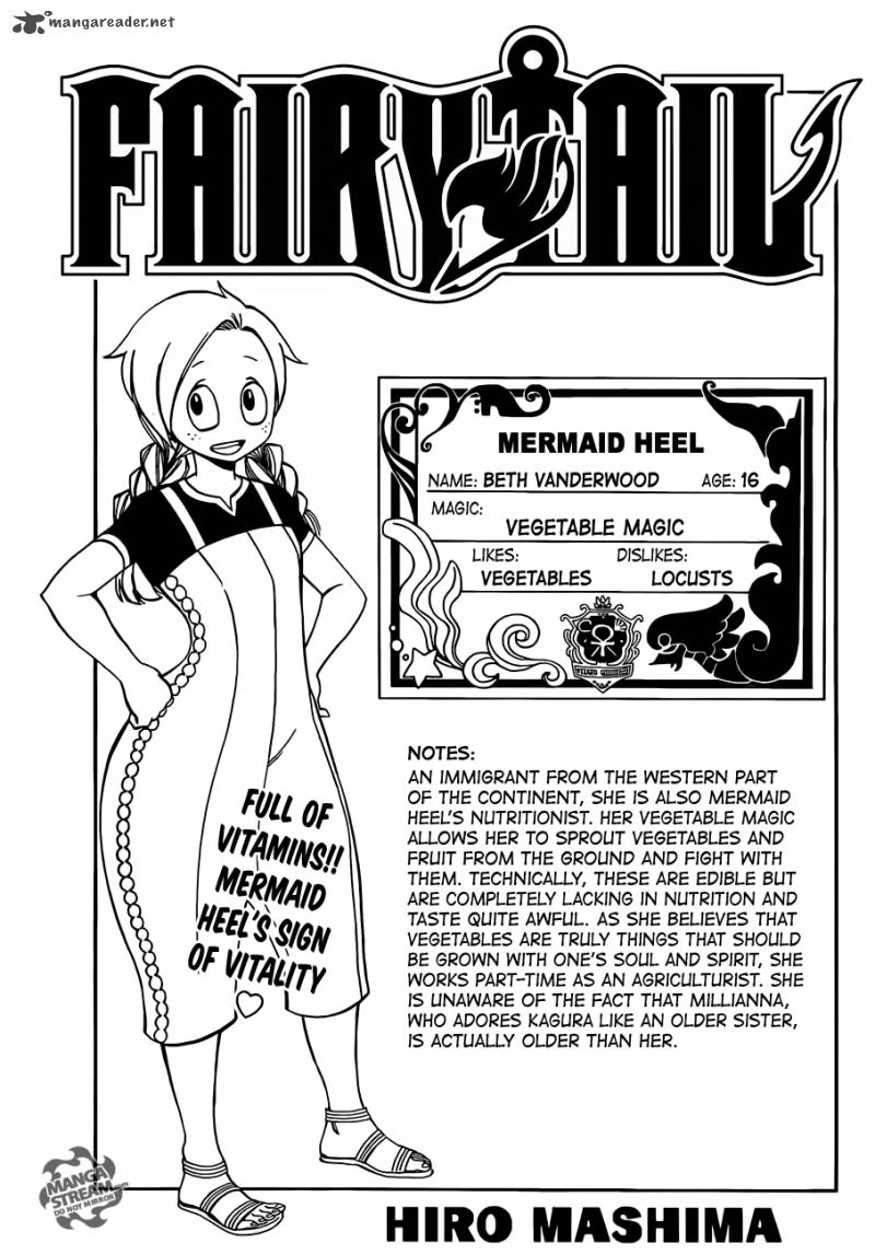Fairy Tail Chapter 370 Page 1