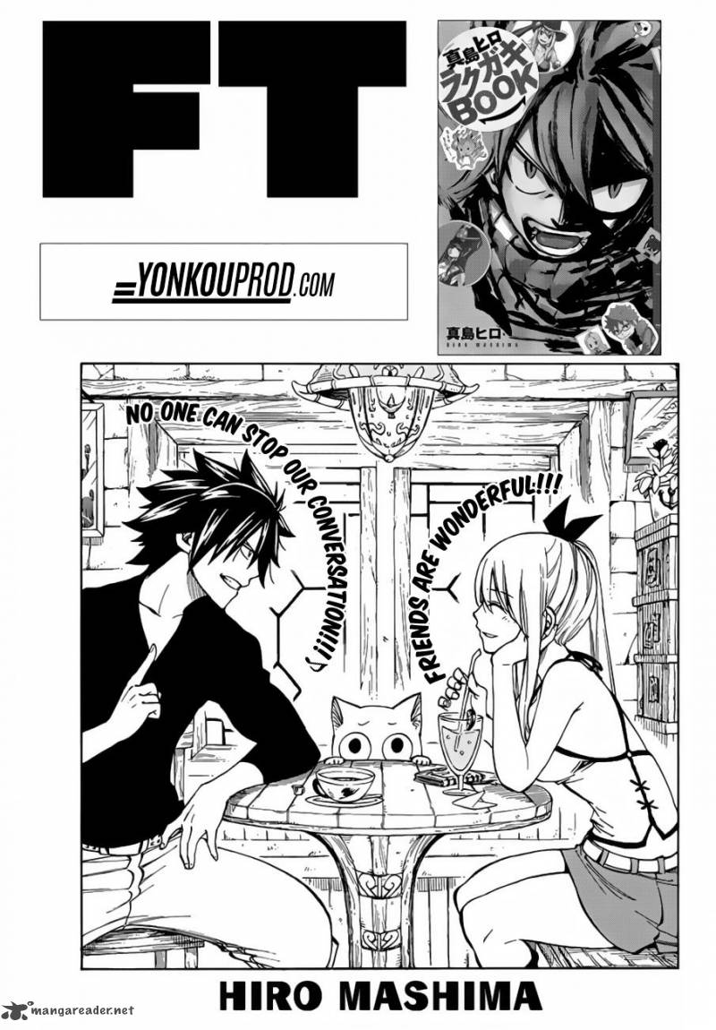 Fairy Tail Chapter 521 Page 1