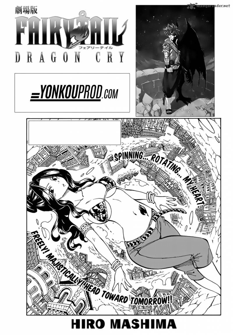Fairy Tail Chapter 524 Page 1