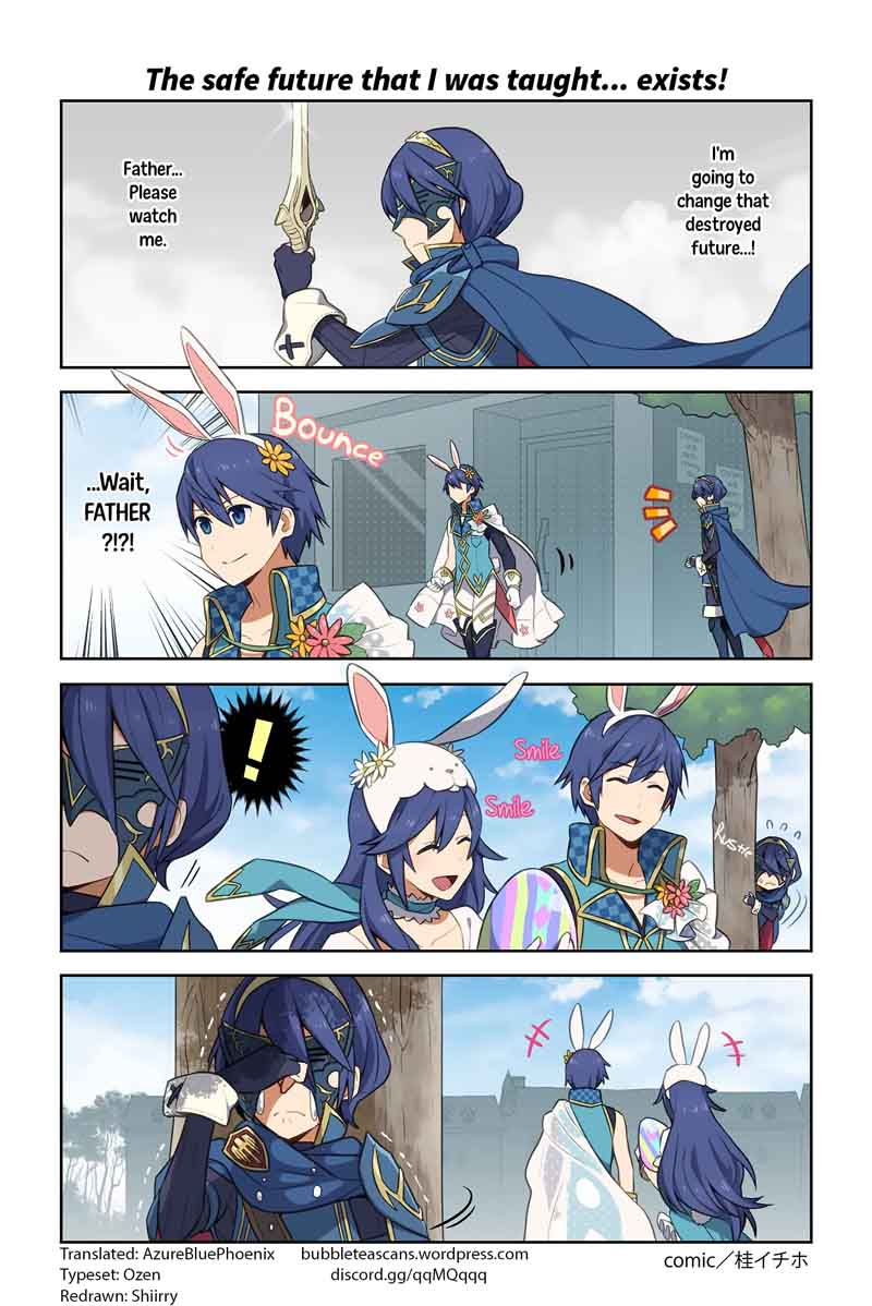 Fire Emblem Heroes Daily Lives Of The Heroes Chapter 8 Page 1