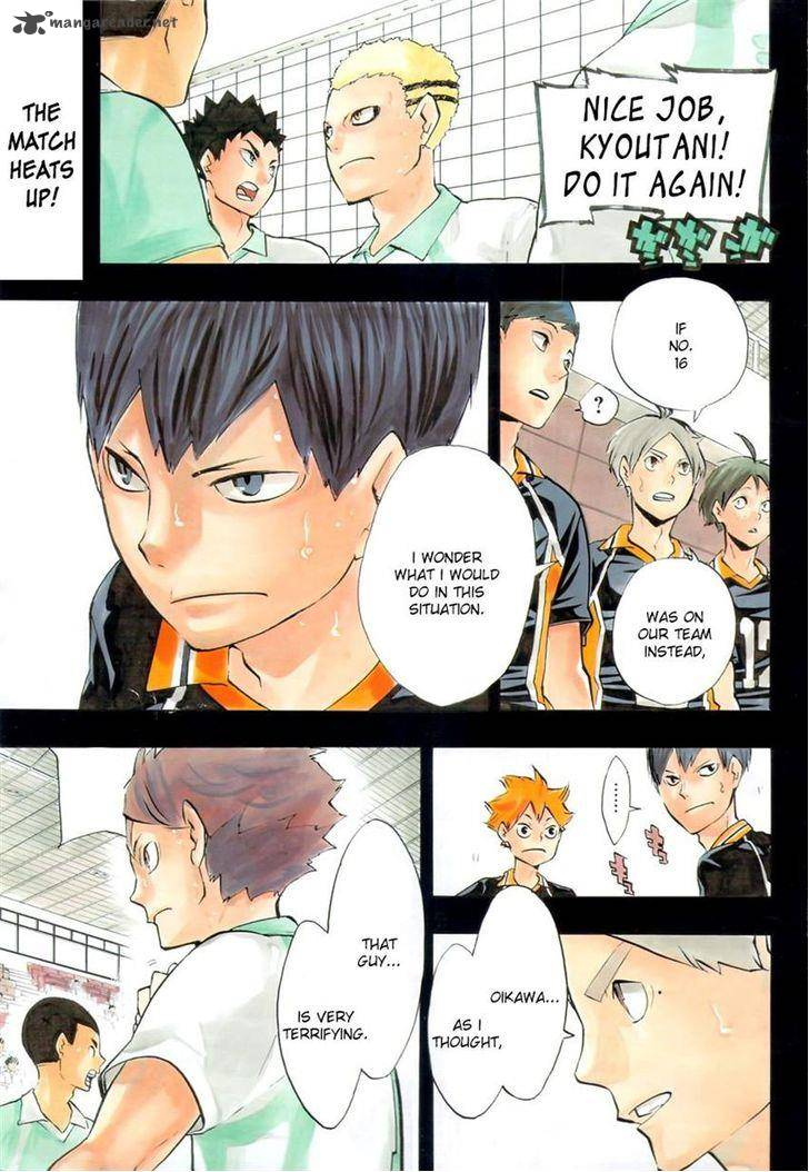 Haikyu Chapter 142 Page 1