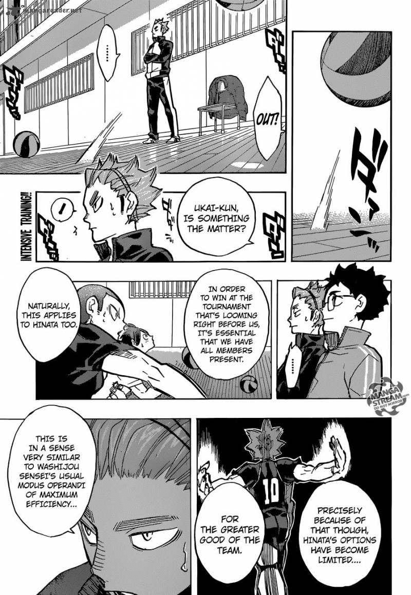 Haikyu Chapter 212 Page 1