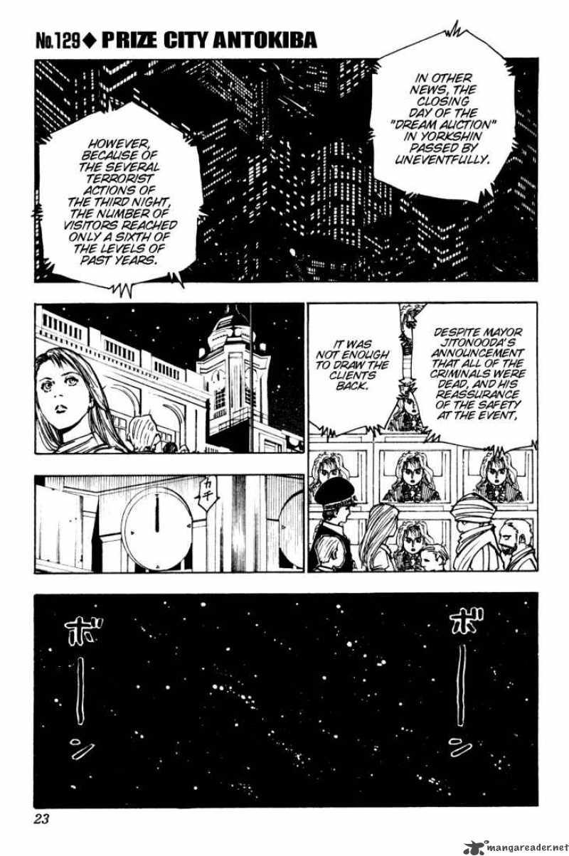 Hunter X Hunter Chapter 129 Page 1