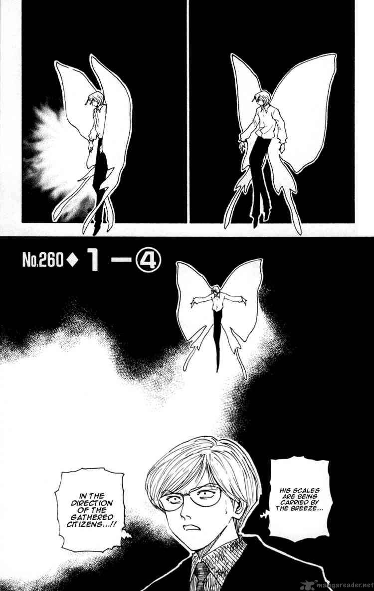 Hunter X Hunter Chapter 260 Page 1