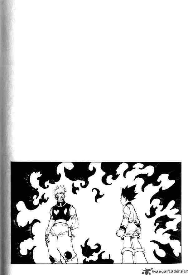 Hunter X Hunter Chapter 62 Page 1