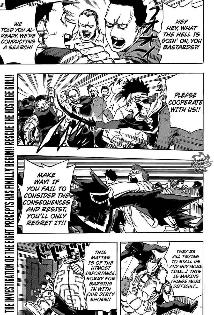 My Hero Academia Chapter 139 Page 1