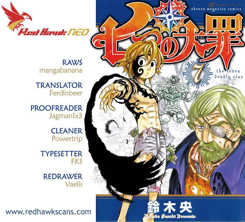 Nanatsu No Taizai Chapter 119 Page 1