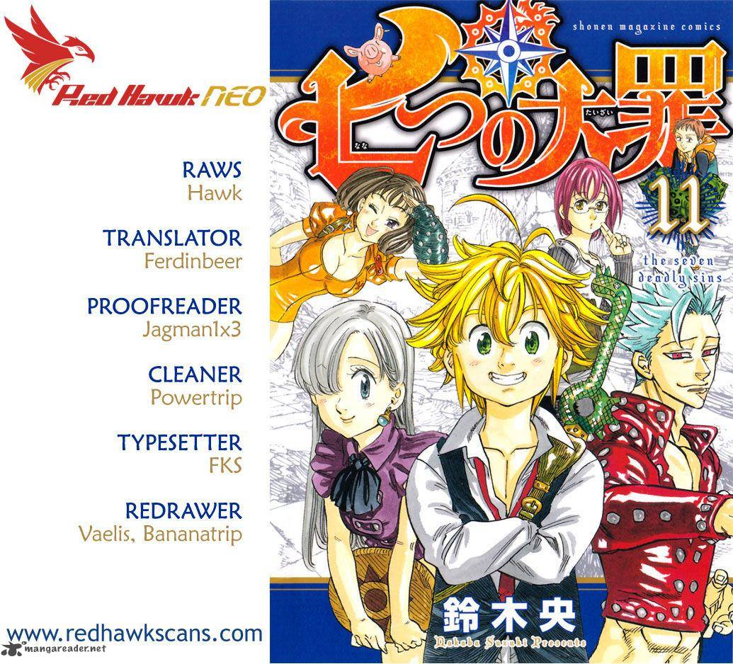 Nanatsu No Taizai Chapter 123 Page 1
