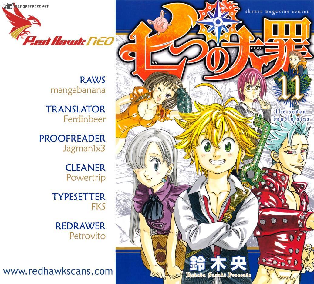 Nanatsu No Taizai Chapter 126 Page 1