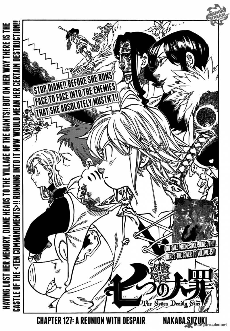 Nanatsu No Taizai Chapter 127 Page 1