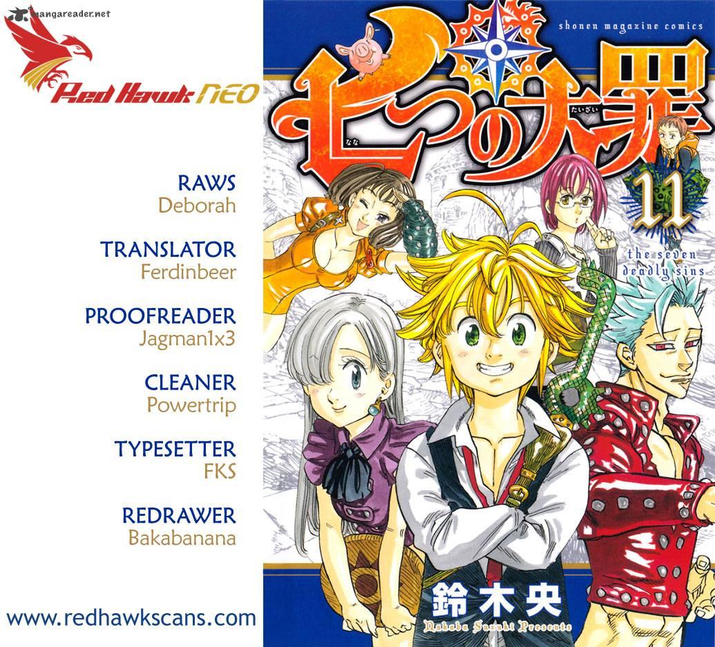 Nanatsu No Taizai Chapter 135 Page 1