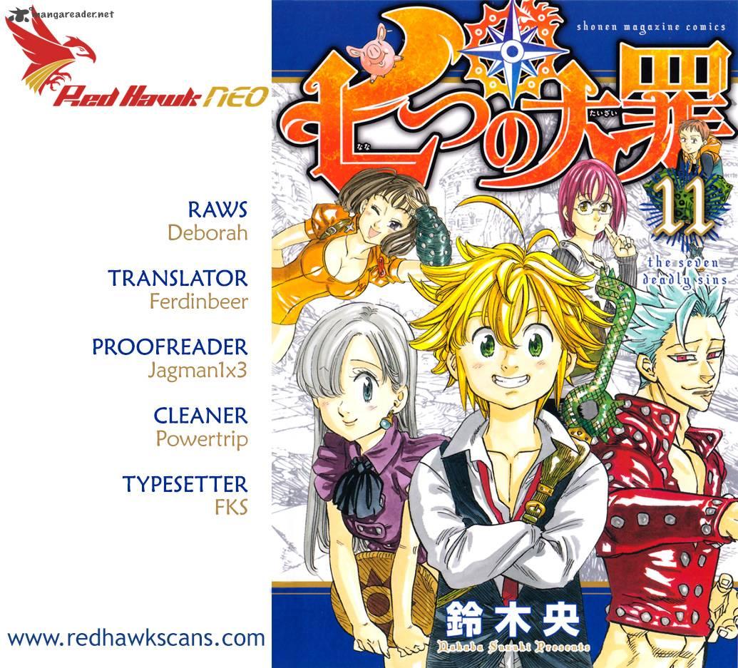 Nanatsu No Taizai Chapter 137 Page 1