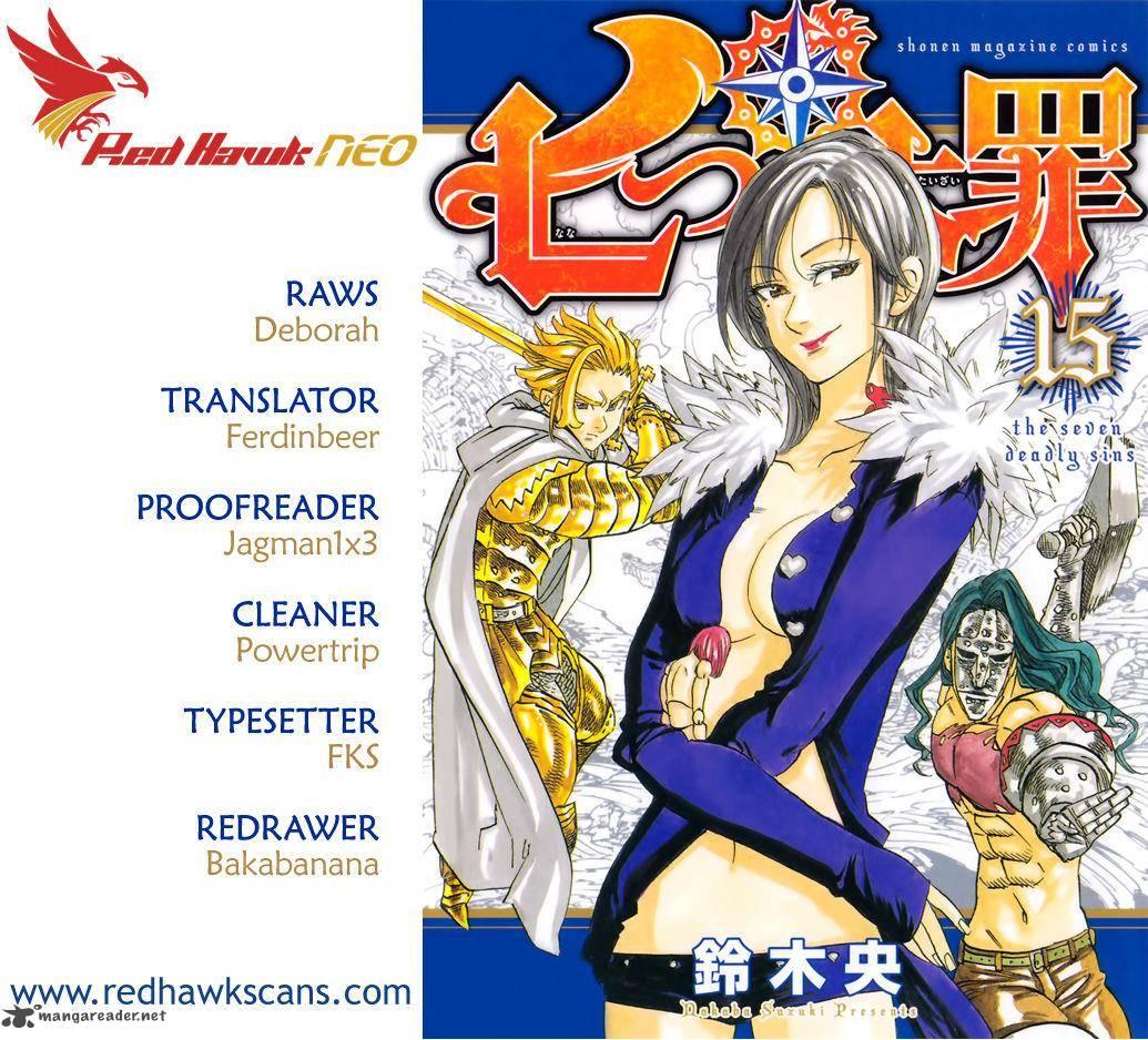 Nanatsu No Taizai Chapter 138 Page 1