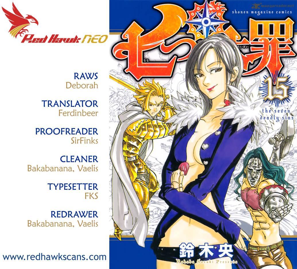 Nanatsu No Taizai Chapter 140 Page 1