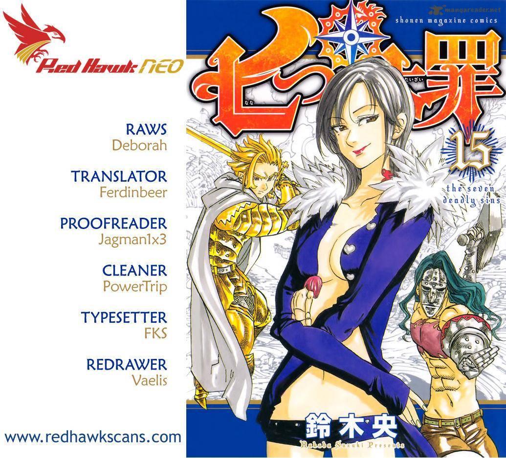 Nanatsu No Taizai Chapter 144 Page 1