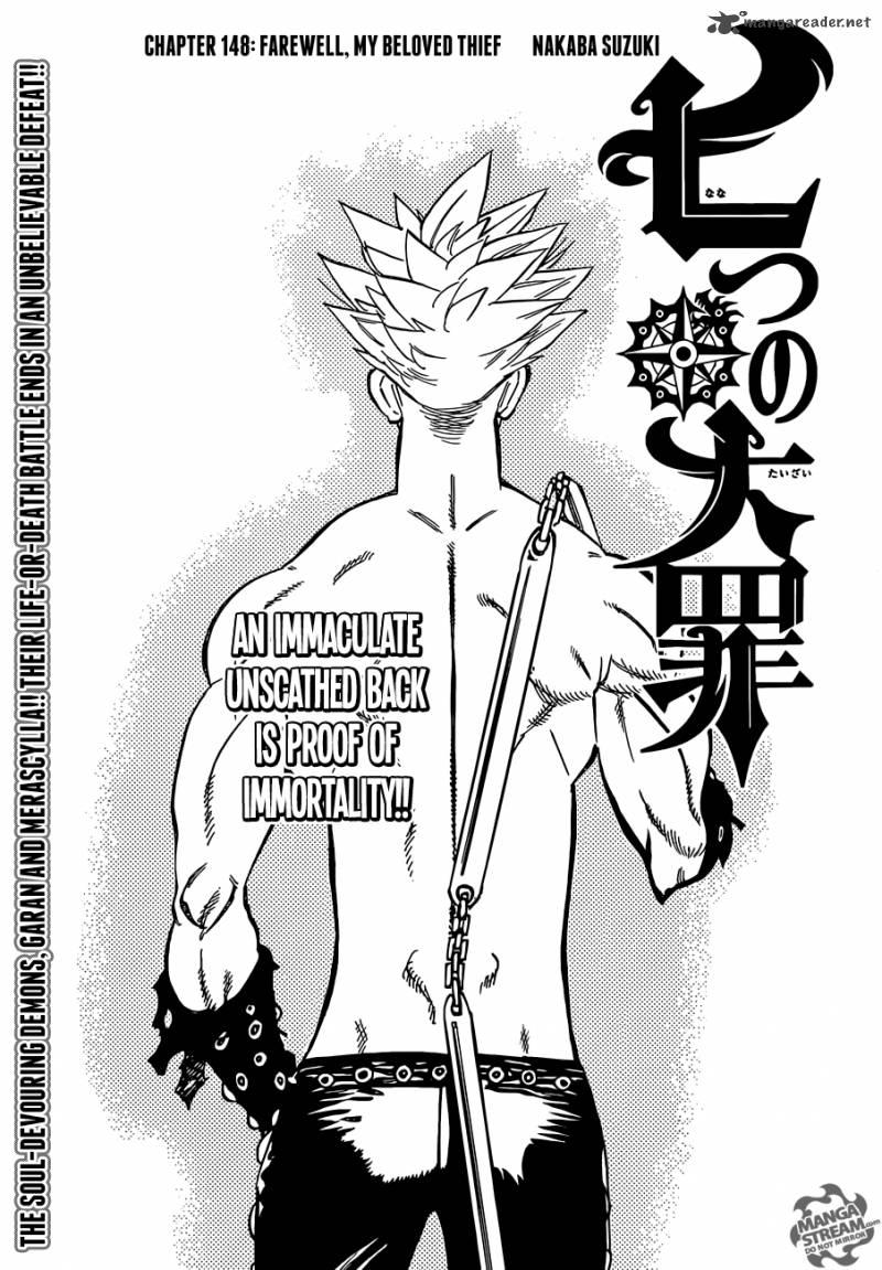 Nanatsu No Taizai Chapter 146 Page 1