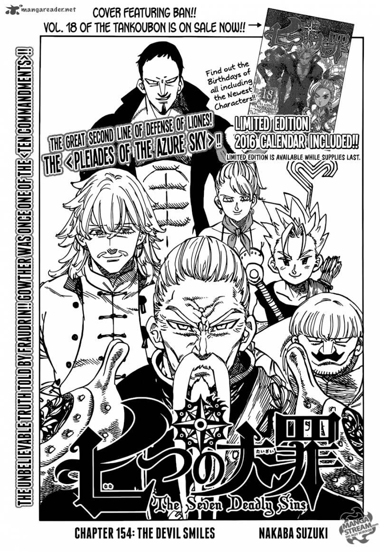 Nanatsu No Taizai Chapter 154 Page 1