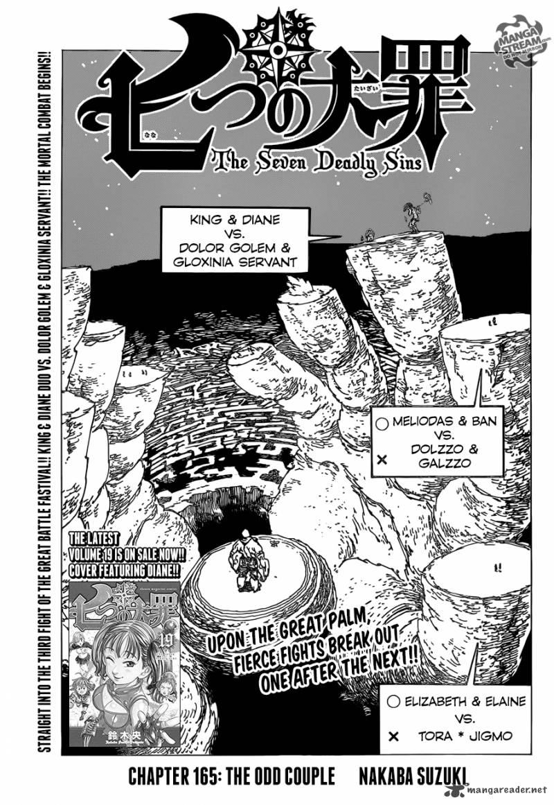 Nanatsu No Taizai Chapter 165 Page 1