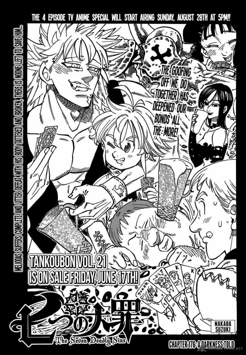 Nanatsu No Taizai Chapter 176 Page 1