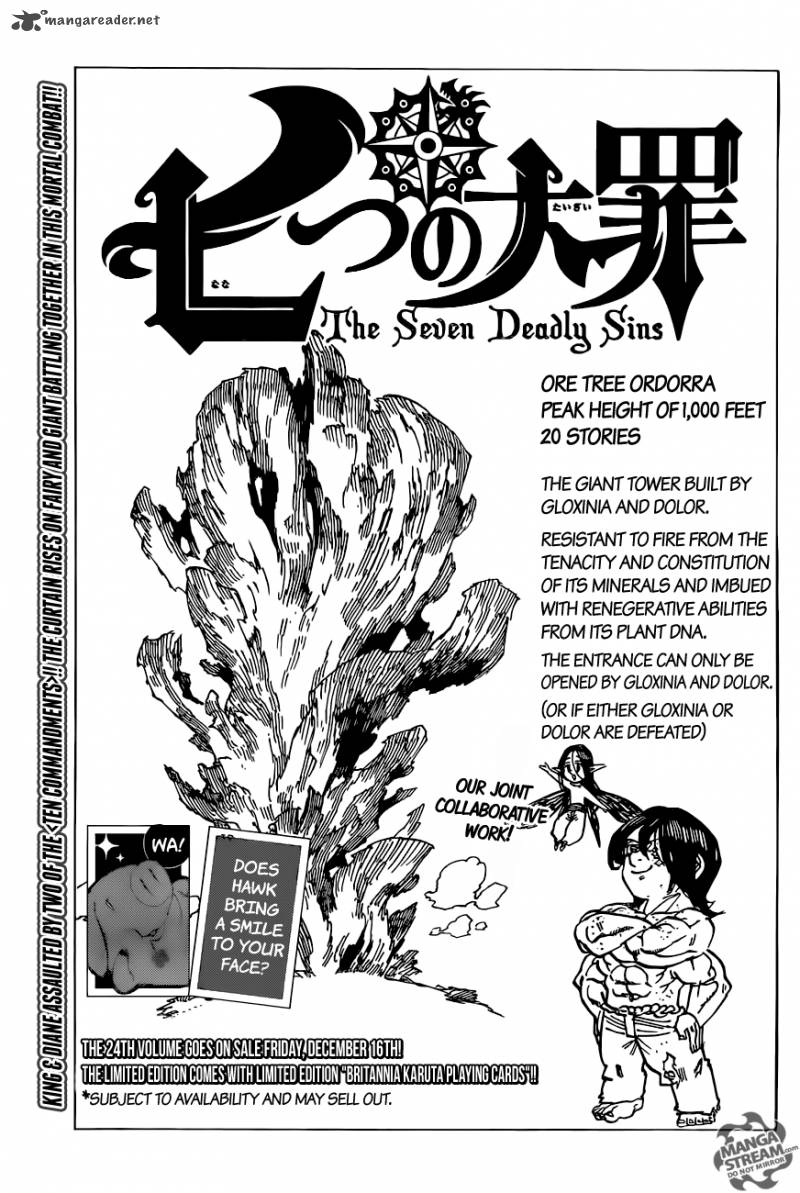 Nanatsu No Taizai Chapter 199 Page 1