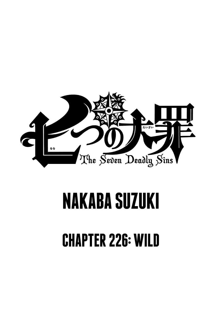 Nanatsu No Taizai Chapter 226 Page 1