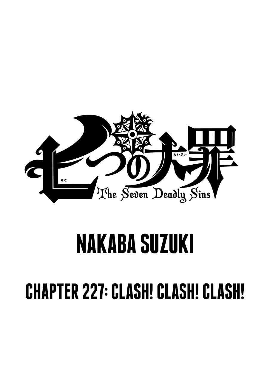 Nanatsu No Taizai Chapter 227 Page 1