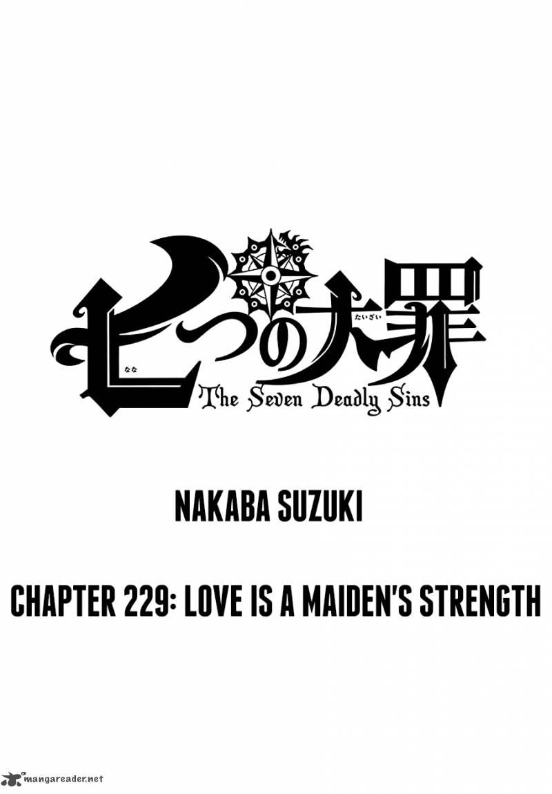 Nanatsu No Taizai Chapter 229 Page 1