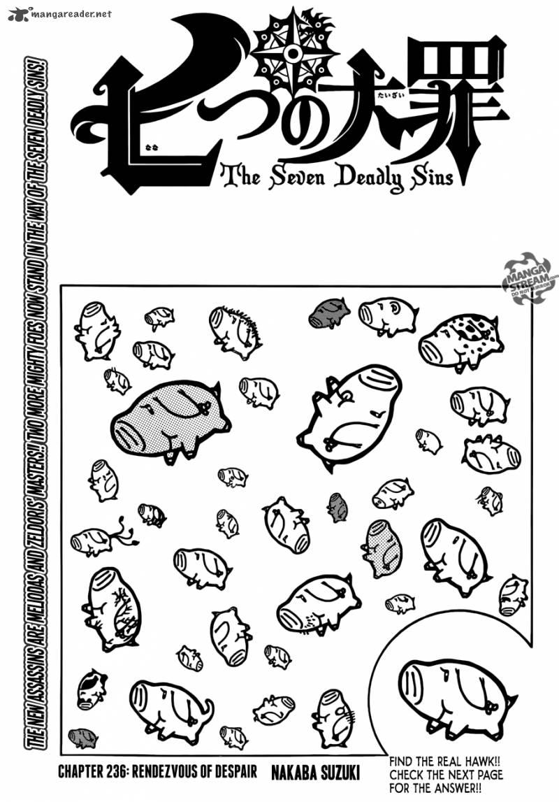 Nanatsu No Taizai Chapter 236 Page 1