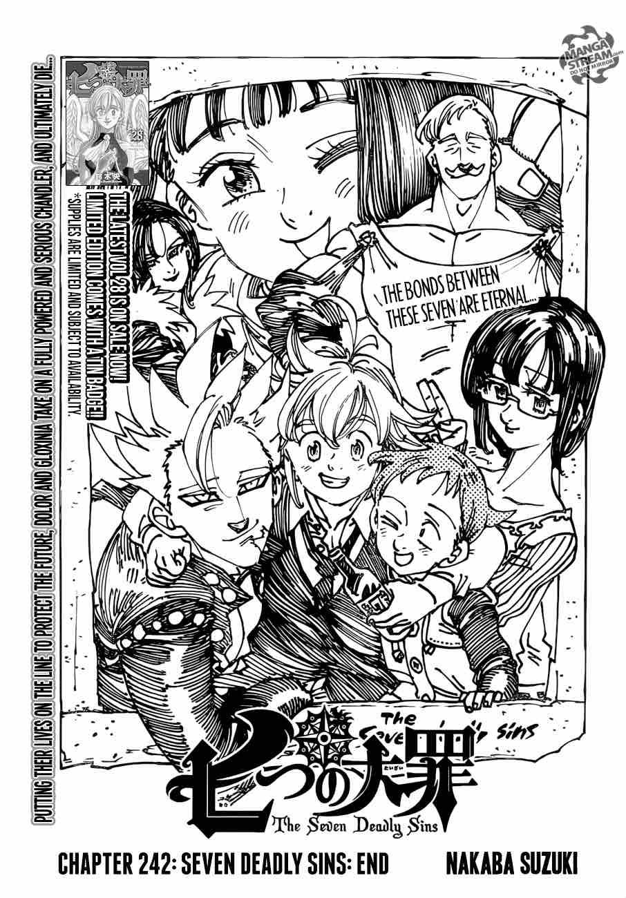 Nanatsu No Taizai Chapter 242 Page 1