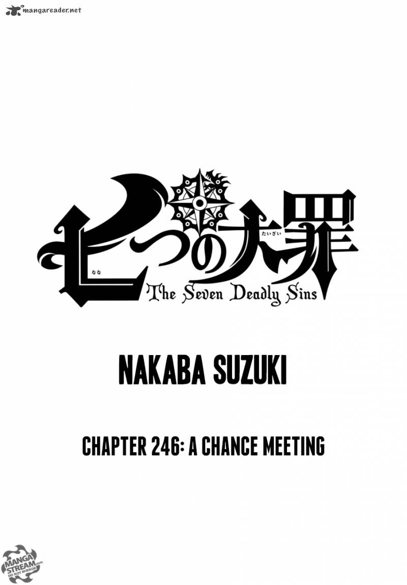Nanatsu No Taizai Chapter 246 Page 1