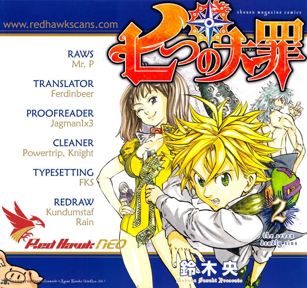 Nanatsu No Taizai Chapter 32 Page 1
