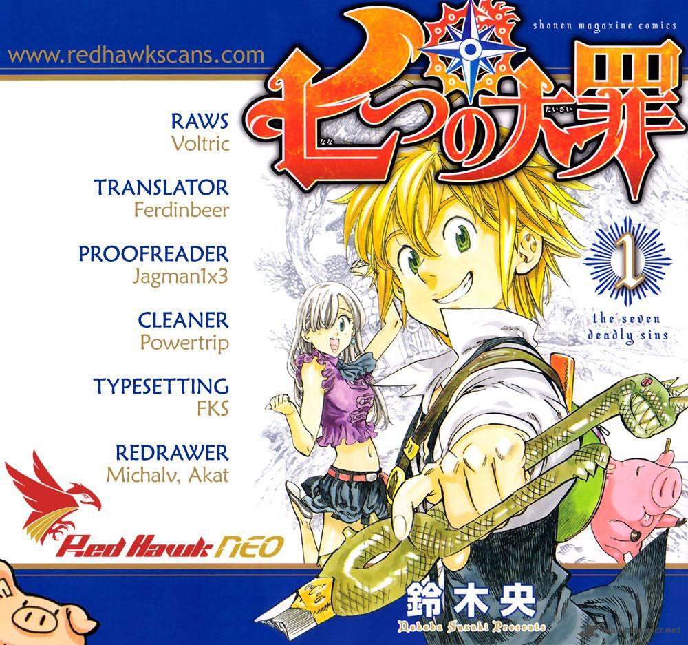 Nanatsu No Taizai Chapter 38 Page 1