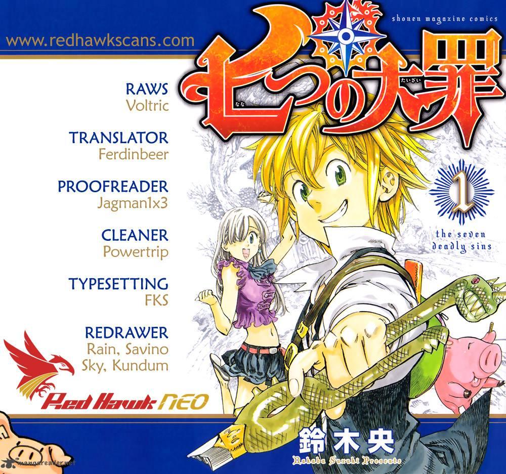 Nanatsu No Taizai Chapter 42 Page 1