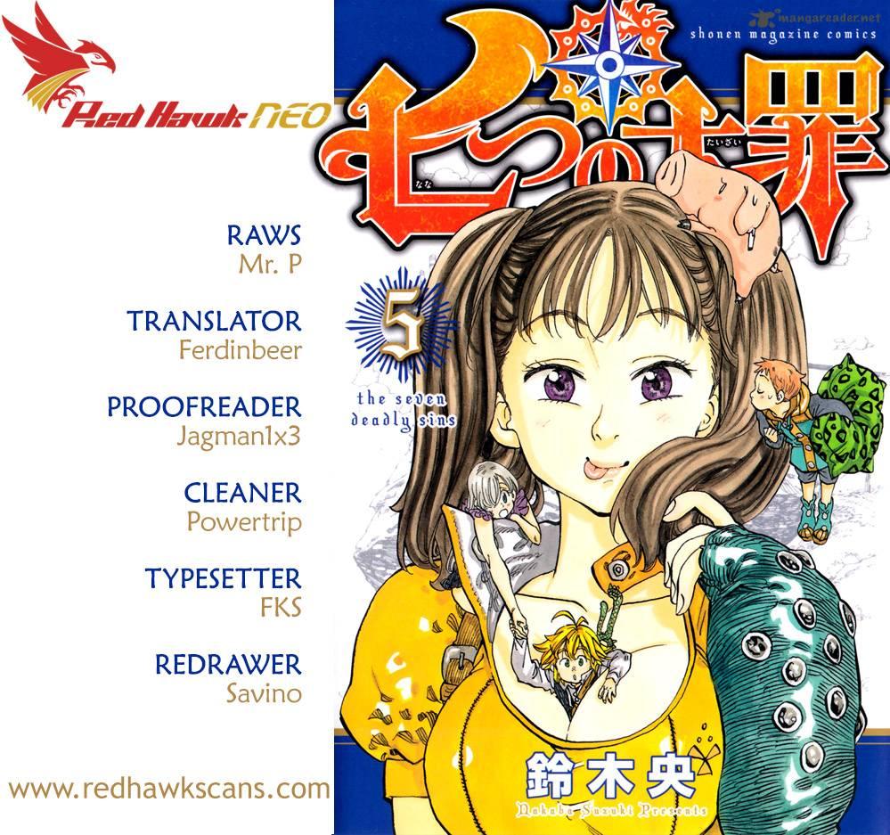 Nanatsu No Taizai Chapter 60 Page 1