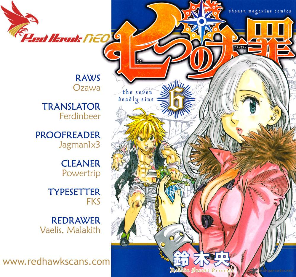 Nanatsu No Taizai Chapter 65 Page 1